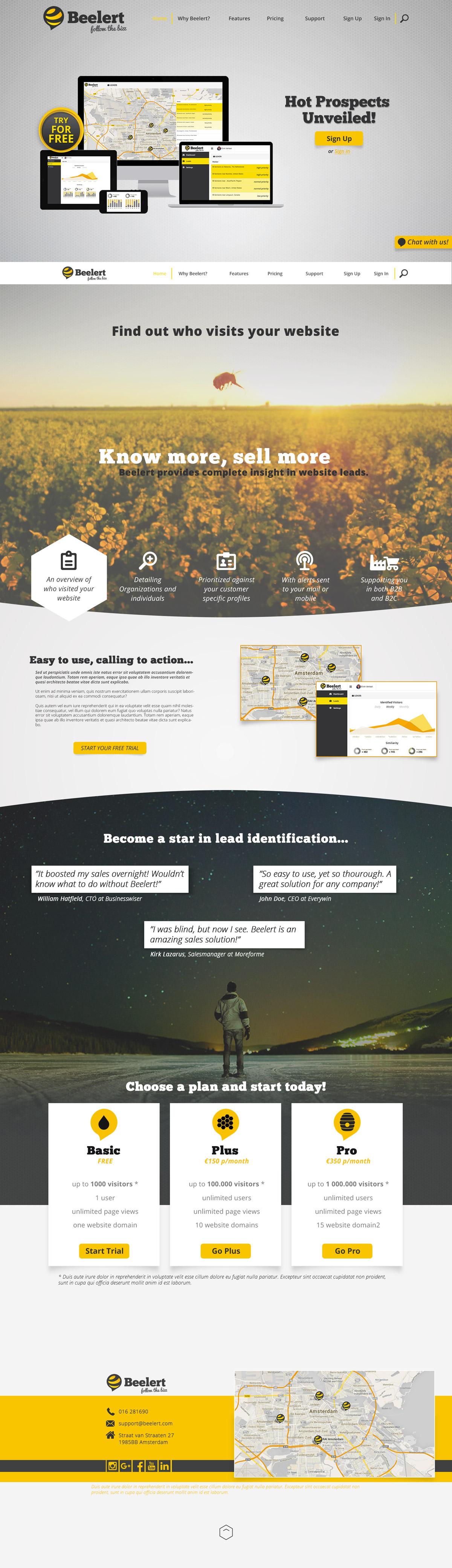 beelert-website-desktop